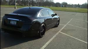 nissan altima 2015 black black on black altima part 2 youtube