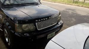 gold chrome range rover 2008 range rover sport hse with chrome wheels autos nigeria