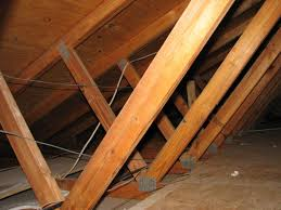 attic storage space above garage building u0026 construction diy