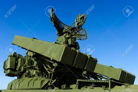 modern army vehicles air defense radar of military mobile mighty missile launcher