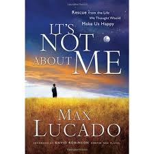 expecting miracles book review it s not about me by max lucado