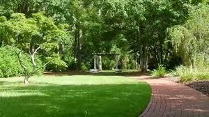 Wilmington Nc Botanical Gardens by Claf Fragrance Garden Wilmington Nc Youtube