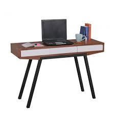 Schreibtisch Nussbaum Shopthewall Mobiler Ergonomischer Stand Up Computerschreibtisch