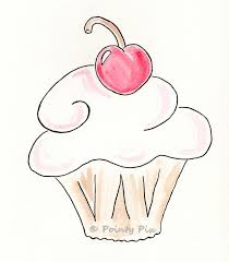 cupcake drawing and painting cupcake gallery fan art 31622595