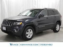laredo jeep 2015 2015 jeep grand cherokee laredo eau claire wi 21644907