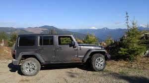 first jeep wrangler 2016 jeep wrangler unlimited rubicon first outing one week old