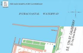 Ft Lauderdale Florida Map by Overview Maps At Fort Lauderdale International Boat Show 2016