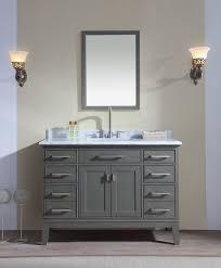 Vanities Canada Pleasant 48 Bathroom Vanities Shop Vanity Cabinets At The Home