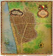Time Map The Thirteenth Depository A Wheel Of Time Blog The Dragon