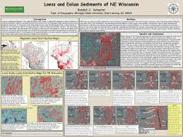 Map Of Lansing Michigan by Posters Presented At Prof Mtgs