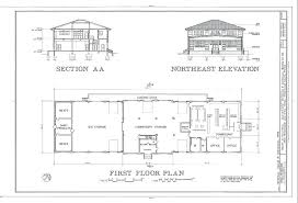 house with floor plans and elevations plans house plans elevation section lovely idea building and design
