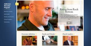 addiction recovery program site added to lds org church news and