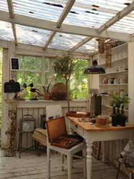 Garden Shed Ideas Interior Potting Shed Storage Ideas Homes Network