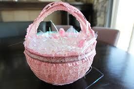 Diy Easter Basket Diy Easter Basket Ideas