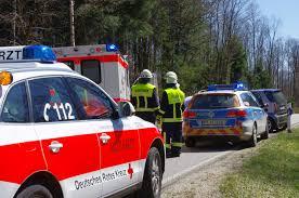 Drk Bad Kreuznach Verkehrsunfall Mit Schwerverletzten Und Zwei Total Beschädigten