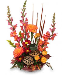 fall flower arrangements harvest moon fall flowers basket arrangements flower shop network