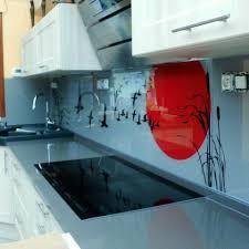 credence de cuisine en verre crédence de cuisine en verre sur mesure à villeneuve d ascq près de