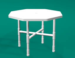 Pvc Patio Table Furniture