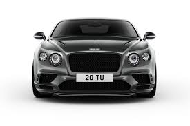 bentley gt3r convertible meet the 2017 bentley continental supersports the most powerful