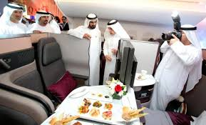 Qatar Airways Qatar Airways Brings Qsuite To Middle East For Time The