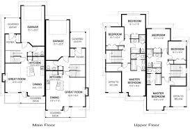 detailed floor plans house plans gleneagle linwood custom homes