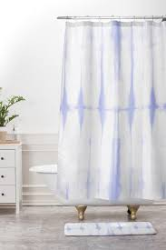 Pastel Purple Curtains Amy Sia Shower Curtains Deny Designs