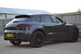 Porsche Macan Kerb Weight - used porsche macan 30 v6 gts pdk 5dr good specstunning for sale in