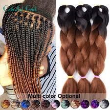 packs of kanekalon hair ombre kanekalon braiding hair xpression kanekalon jumbo braid