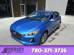 new 2018 hyundai elantra gt hatchback in edmonton jeg5884 river
