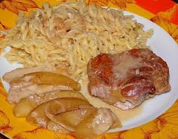 cuisiner une rouelle de porc rouelle de porc au cidre erica m