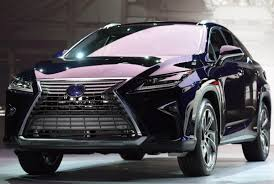 lexus suv what car lexus has a new grille baxter auto news