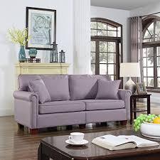 Grey Linen Sofa by Linen Sofas U0026 Couches