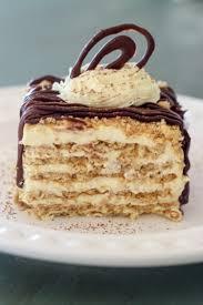 no bake layered cake valentina u0027s corner