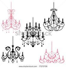 Free Chandelier Clip Art 86 Best La Boudoir Belles Images On Pinterest Boudoir Design