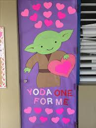 valentines door decorations s door decorations wars yoda classroom decor