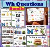 wh questions speech therapy teaching resources teachers pay teachers