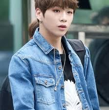 Kang Daniel New Kpop Wanna One Kang Daniel The Same Handsome Wolf