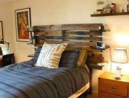Pallet Wood Headboard Pallet Headboard Pallets Designs