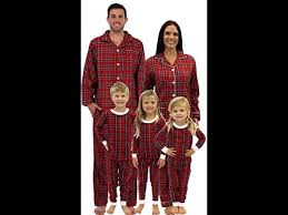 family matching pajamas and sets best family matching