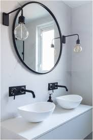 the 25 best round bathroom mirror ideas on pinterest minimal