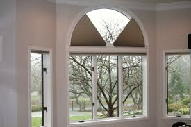 Curtains For Arch Window Bedroom Great Motorized Arch Shades Pure Tech Window Fashion