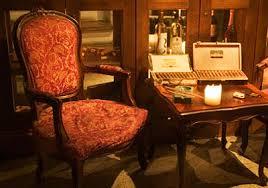 Cigar Lounge Chairs Tallinn Cigar Club