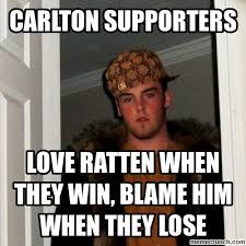 Carlton Meme - supporters