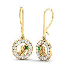 buy earrings online 65 best buy earrings online gold jewellery aurobliss images