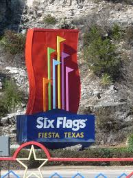Parking At Six Flags Fiesta Texas Six Flags Fiesta Texas U2026 San Antonio San Antonio Military Relocation