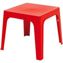 chaise de jardin enfant chaise et table de jardin colorés pour les enfants