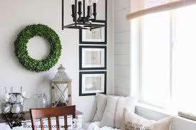 Indoor Wreaths Home Decorating by How To Decorate With Boxwood Wreaths Year Round The Wood