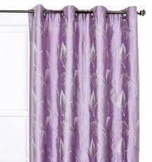 amazon com ellis curtain astonish 50 by 63 inch embroidered leaf