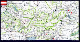 European Rail Map by Railrouter Railpass Ebook Info