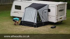 Sunncamp 390 Porch Awning Sunncamp Swift Porch Awning Pitching U0026 Packing Video Youtube
